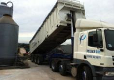 The safe delivery of animal feeds
