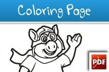 group sky vbs coloring pages - photo#2