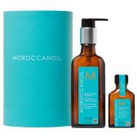Cilindro Moroccanoil tratamiento de 100ml+25ml