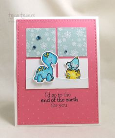 ... Simply Stamping ...: Sugar Pea Sugar Sketch | I'd go to the end of the earth for you