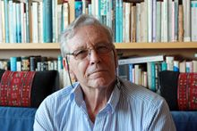Amos Oz on Writing Fiction and Arguing with Taxi Drivers – Tablet Magazine