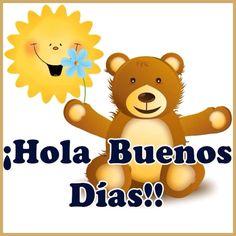 Imágenes con Frases para dar los Buenos Días, Feliz Día, Buen Día - ※ Dias de la Semana ※