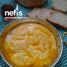 Kuymak (Mıhlama Muhlama) - Nefis Yemek Tarifleri - #8094560 Healthy Life, Peanut Butter, Food And Drink, Healthy Living, Nut Butter