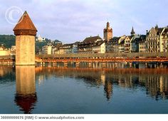 Luzern, Switzerland.  I was based there in late May 2003 as part of a cultural exchange.  I intend to climb Mt. Rigi again with my family before the kids grow up and scatter.