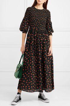 05a0686496 March 2019 Printed Cotton, Dress Black, Cold Shoulder Dress, Floral Prints,  Sweatshirt