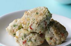 Zesty fish cakes with dipping sauce-PT