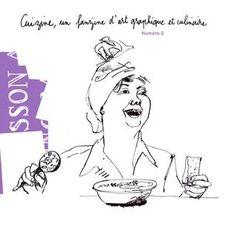 Cuizine, un fanzine d'art graphique et culinaire