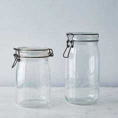 Vintage French Preserving Jars: Hold whatever your heart desires. #food52