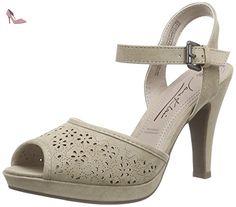 Chaussures Jane Klain beiges femme H9a44sF