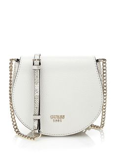 guess heavy metal, Guess Crossbody Bag 'KORRY' mit