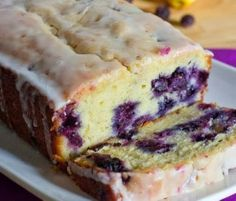 Best recipes in world: Lemon Blueberry Bread