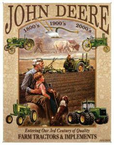 . John Deere