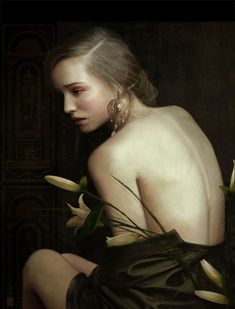 Eve Ventrue is a figurative conceptual artist/illustrator based in Germany. She works mainly in Adobe Photoshop with a focus on cutting-edge fantasy Deviant Art, Eve Ventrue, Character Inspiration, Character Art, Non Plus Ultra, Beautiful Drawings, Figurative Art, Digital Illustration, Fantasy Illustration