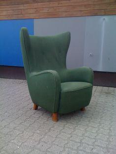 Mogens Lassen, Danish easy chair
