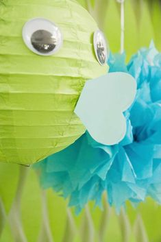 Under the Sea Birthday Party Ideas | Photo 8 of 27 | Catch My Party