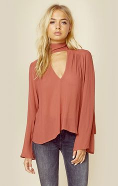 ALL NIGHTER BLOUSE