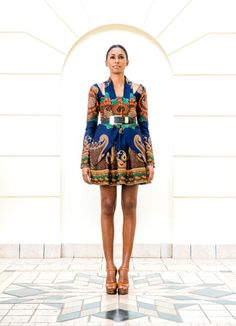 Taibo Bacar's FW13 Exclusive Collection | Zen Magazine Africa