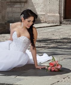 the beauty of a bride is unprecedented