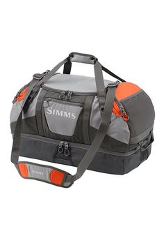 Simms Headwaters Gear Bag - Charcoal