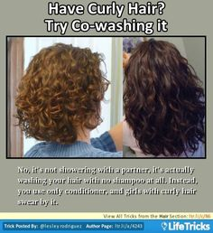 curly hair tips and tricks