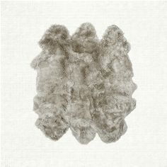 View the Sheepskin Wool Linen Rug from Arhaus. Our thick sheepskin rugs are soft, cozy and welcoming. Place them in any room and the atmosphere auto Sheepskin Rug, Wool Rug, Bedroom Furniture, Cozy, Rugs, Sunroom, 6 Months, Basement, Bedroom Ideas