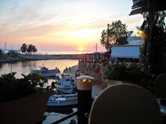 The Hemingway (great bar to watch the sunset) - Sissi, Greece