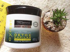 Creme de Tratamento Detox Capilar TRESemmé Hair Kit, Creme, Shampoo, Long Hair Styles, Food, Mickey Mouse, Hair Detox, Gorgeous Hair, Beauty Tips