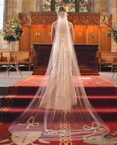 Preserving your wedding veil