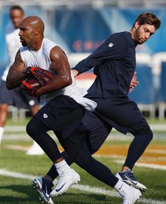 Browns Bears Football Jay Cutler, Matt Forte