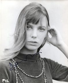 Jane Birkin.