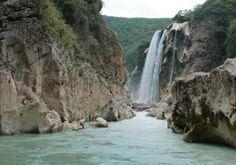 @BestDay_Travel #ImperdiblesEn #SanLuisPotosí Las cascadas de Tamul son el salto de agua es el más grande del estado. ¿Un chapuzón?