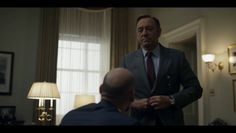 """The Cinematography of Power, """"House of Cards"""""""