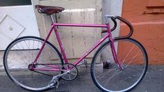 vélo Mercier piste
