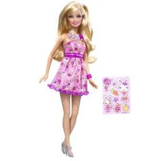 Barbie Easter Doll
