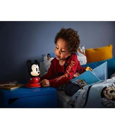 Philips Disney Mickey Mouse Soft Pal Portable Night Light