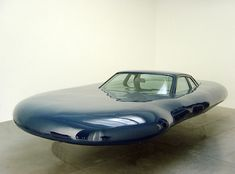 Contemporary art by Erwin Wurm: unique sculptures |Contemporary art, unique sculptures, Erwin Wurm, car sculptures |check out more contemporary art at http://www.bocadolobo.com/en/inspiration-and-ideas/