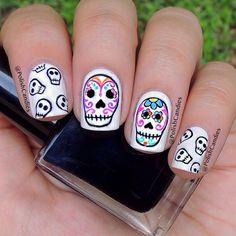 halloween by polishcandies  #nail #nails #nailart