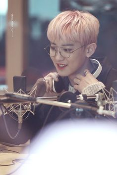 "Cute:"" Baekhyun, Park Chanyeol Exo, Exo Exo, Rapper, Angels Beauty, Music Genius, Z Cam, Look At The Stars, Korean Star"