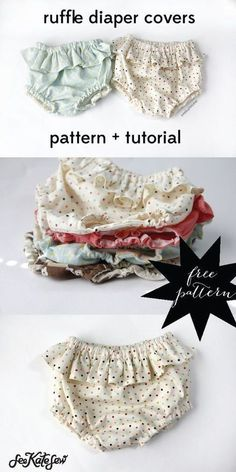 belly + baby // ruffle diaper covers pattern + tutorial | free diaper cover pattern | free sewing patterns | free sewing tutorial | diy baby diaper covers | handmade diaper covers | diy baby clothing | easy sewing tutorials | sewing tips for beginners || see kate sew #diapercovers #diybabyclothing #sewingpatterns #sewingtips #babyclothdiapers #sewingtutorialsforbeginners