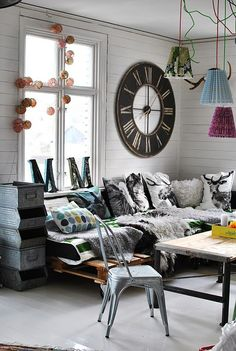 funky home decorating | Pop Culture And Fashion Magic: Home decor – funky and modern