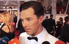 10 Times Benedict Cumberbatch Was Sexy Without Even Knowing It