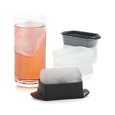 Highball Ice Molds Set of Two I Crate and Barrel