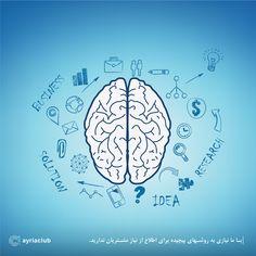 💳 با ما نیازی به روشهای پیچیده برای اطلاع از نیاز مشتریان ندارید.      @ayriaclub  www.myayria.com