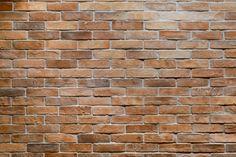 coffee shop brick wall