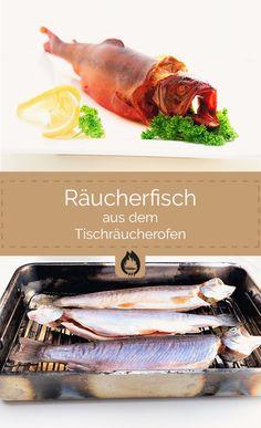 #fisch #forellen #räuchern #tischräucherofen