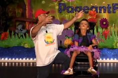 Warning: You will need tissues. #beingadad  ::  What This Dad Does On Stage To Help His Disabled Daughter Perform In Beauty Pageants Is Amazing