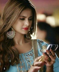 Jennifer Winget Beyhadh, Preety Girls, Bridal Chura, Beautiful Girl Image, Beautiful Dua, Jennifer Love, Girls Dpz, Indian Celebrities, Beauty Full Girl