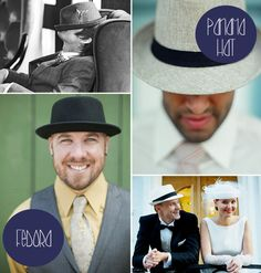 Hats off to the Groom!