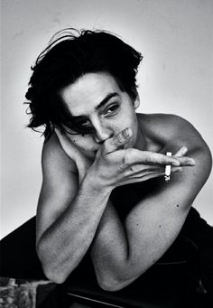 Cole Sprouse @starrybeauty