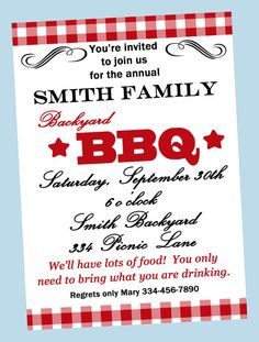 I Do BBQ Couples Wedding Shower Invitations | Rustic I Do BBQ ...